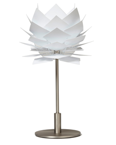 Pineapple mini bordlampe (hvid)