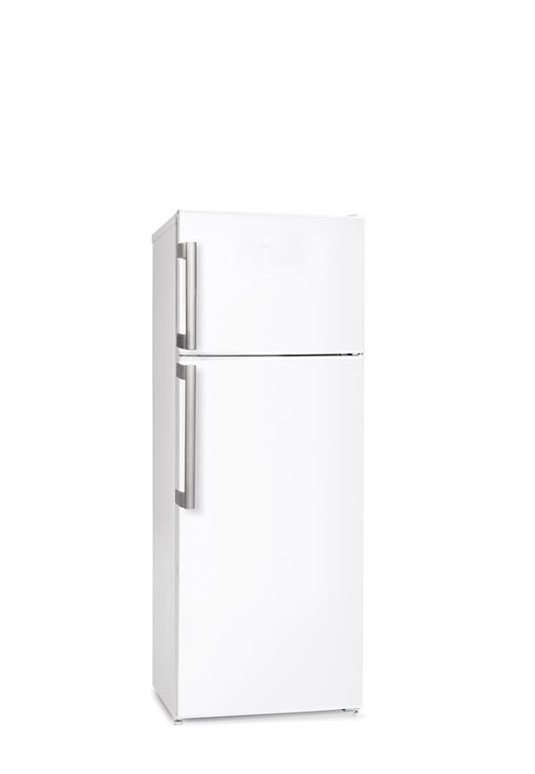 Gram fritstående køle fryseskab i hvid KF 3255-93/1