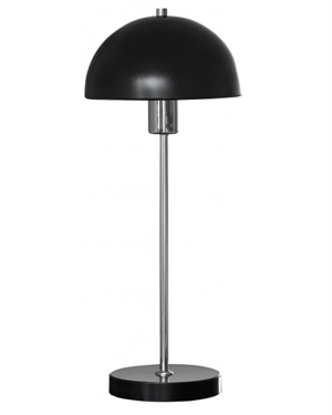 Image of   Herstal Vienda Bordlampe sort