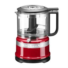KitchenAid mini-foodprocessor rød - 0,83 liter