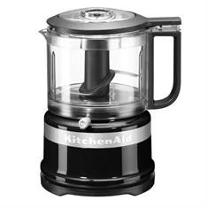 KitchenAid mini-foodprocessor sort - 0,83 liter