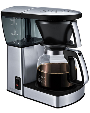 Image of   Melitta Excellent Steel 4.0 kaffemaskine
