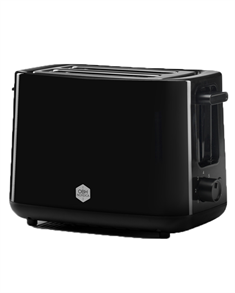 OBH 2260 Daybreak toaster (sort)