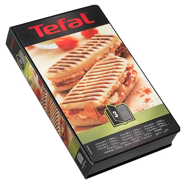 tefal snack collection panini. Black Bedroom Furniture Sets. Home Design Ideas
