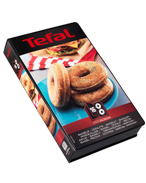 Tefal Snack Collection - Bagels