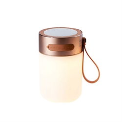 Colors By Copenhagen LED Sound Jar højtaler (gold)